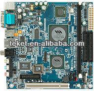 VIA Orginal EPIA CN-Series Mini-ITX motherboard,1.0GHz C7,Mini-ITX,VGA,TV-out,USB,rj45 LAN,COM,IDE&SATA,,CN13000G,CN10000EG,