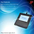 3.5 polegadas de alta performance de assinatura electrónica tapetesdecarro