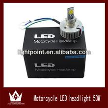 CN360 Third Generation 15w CXA1512 1650LM Motorcycle LED Hi/L Beam UNIVERSAL LED Headlight LED Motorcycle Lamp Moto Light