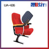 UA606 cinema wooden theater chairs