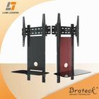 Universal tilting TV and AV wall mount bedroom furniture
