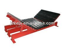 maintenance of conveyor belt impact bed
