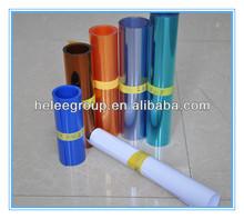 polyvinyl chloride rigid film (PVC film) maufacture in China