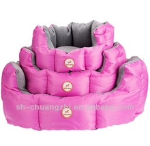 winter new item pink pet bed cozy craft pet beds