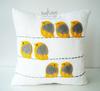 Soft plush material sublimation printing microfiber stadium seat cushion