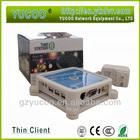 Classic Type mini pc WIN CE Desktop Thin Client