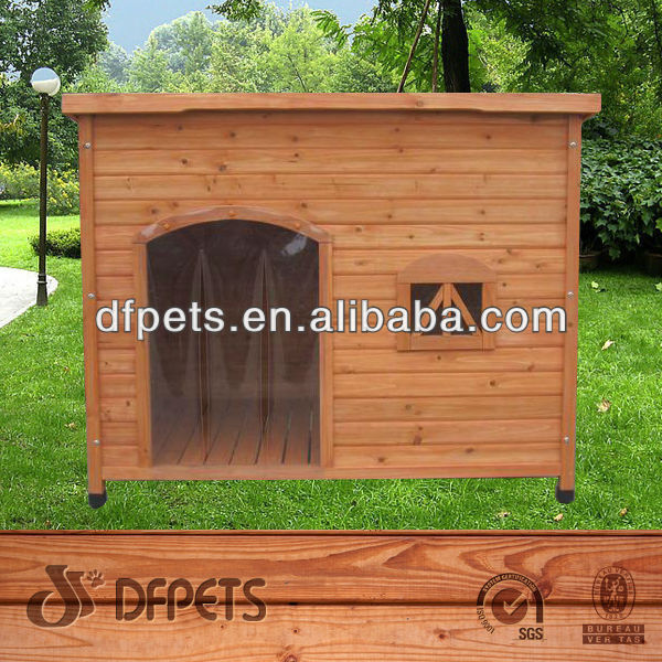 New Style Wooden Dog Kennel DFD3016