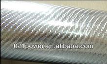 4d carbon fiber film/carbon fiber vinyl/carbon fiber sticker
