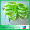 2014 hottest products custom debossed silicone bracelet