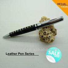 Leather roller pen,pen leather set