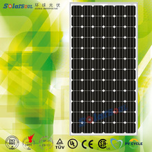 High efficiency mono 300w solar cell price solar panels with TUV UL