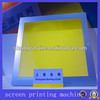 made in China make screen printing frame with mesh20x24inch