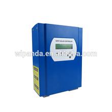 LAN RS 232 MPPT solar charge controller, 12v 24v 48v 50a solar charge controller