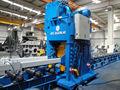ビレット切断機油圧金属は鉄と鉄鋼会社