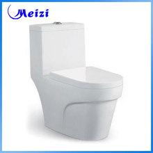 Ceramic bathroom one piece toilet parts