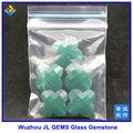 vendita calda quattro fiore foglia latte verde cristallo gemma