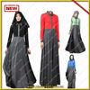 2014 Newest design muslim women long dress/ women long abaya / lady kaftan KDTXK-018