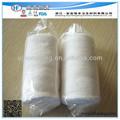 cómodo médicos blanqueada y spandex del algodón elástico vendaje llanura de fábrica con certificación iso y ce de la fda