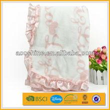 thin knit baby blanket