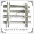 15 calibre galvanizado ferro anel c grampo prego