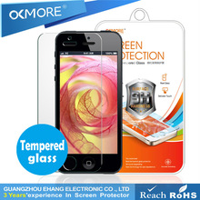 OEM anti-scratch for iphone 4 for tempered glass screen protector