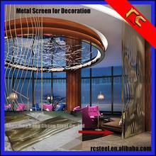 Custom Decoration Metal Screen for Club RCDSF01