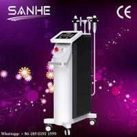 Thermagic fractional rf face lift machine for skin rejuvenation / body scrubber brush