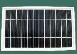 high efficiency 285*185*20mm solar panel 5w 18v