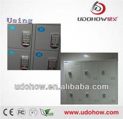 High security low battery alarm digital cabinet locks DH-112Y