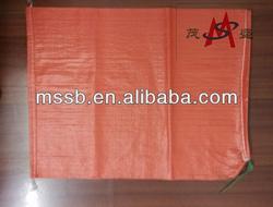 55g red heavy-duty sand poly bags ltd/japan company