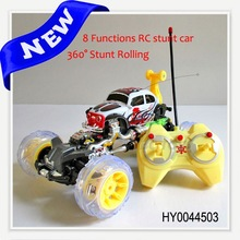 5ch 8 Functions stunt rolling rc children play toy entertainment with light and music HY0044503