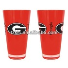 20OZ Double wall plastic cup insulated acrylic mateiral