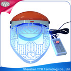 YYR 3 color therapy lamps/mask led lifting/led light pdt skin rejuvenation