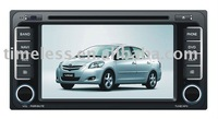 2 Din Car DVD for TOYOTA universal, old camry ,corolla with built-in GPS, Dual Zone,Digital Panel, RDS,Steering Wheel (TID-6115)