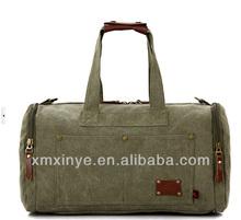 Men fashion canvas handbag