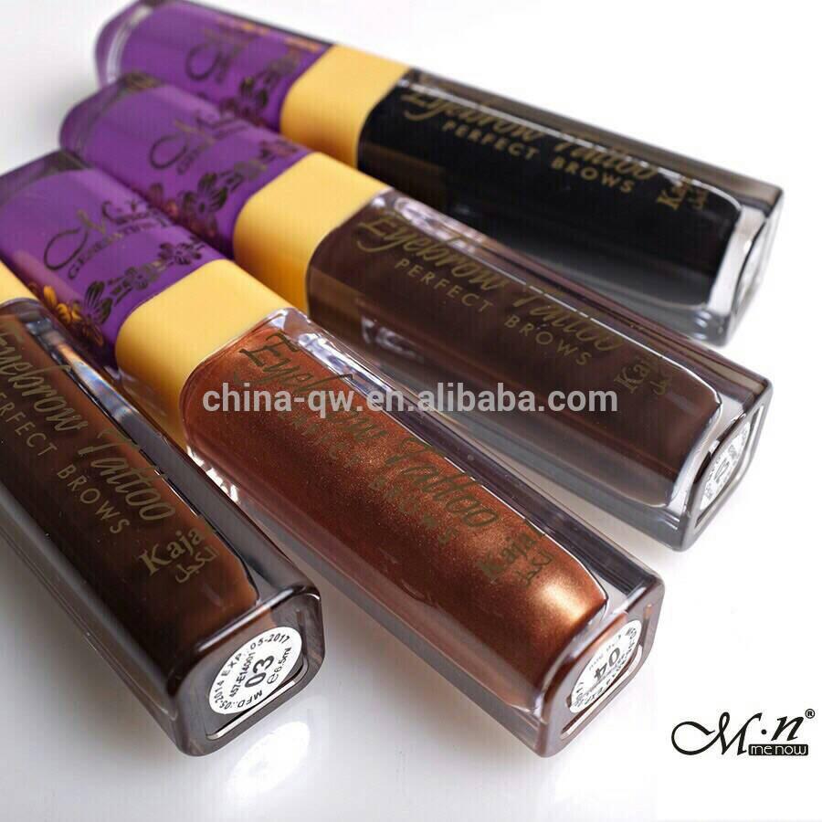 Menow E14001 Cosmetic liquid eyebrow with large stock
