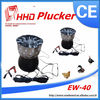 best quality automatic commercial poultry chicken plucker machine