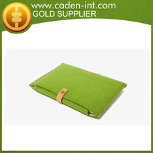 2014 New Design Felt Laptop Pouch Fashion Laptop Sleeve Case
