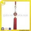 small red tassel tieback for curtain,red tassel