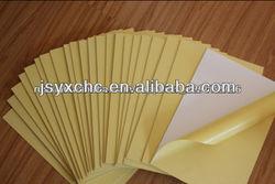 album materials pvc sheets black/white