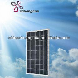high efficiency monocrystalline solar panel