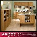 foshan fábrica de novo projeto do armário de cozinha