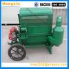 wholesale diesel engine driven movable bean thresher machine