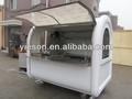 Fast food chioschi/carrello hot dog/caffè chiosco negozio designys- bf230- 1