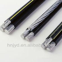 IEC standard PVC aerial bundled cable abc