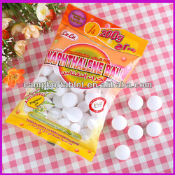High Quality Insect Repellent and Deodorizer Camphor balls