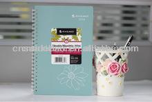 2015 cute pp calendar diary notebook