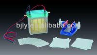Modular Double Vertical electrophoresis cell gel tank