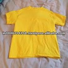 Latest Fashion Cotton Round Neck Short Sleeves Tshirt / Boys T-shirt