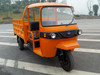 3 wheel motorcycle with driver cabin